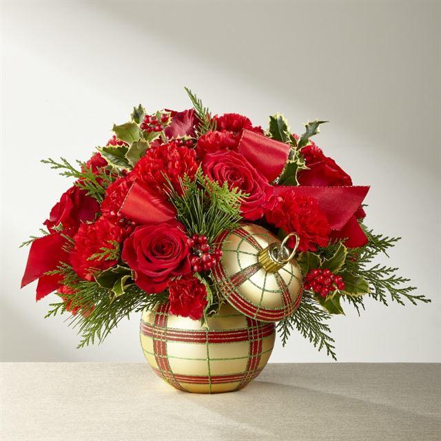 New City Florist > Christmas Flowers | Holiday Flowers
